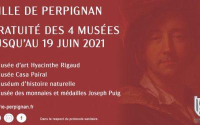 Perpignan : les quatre musées de la ville gratuits pendant un mois