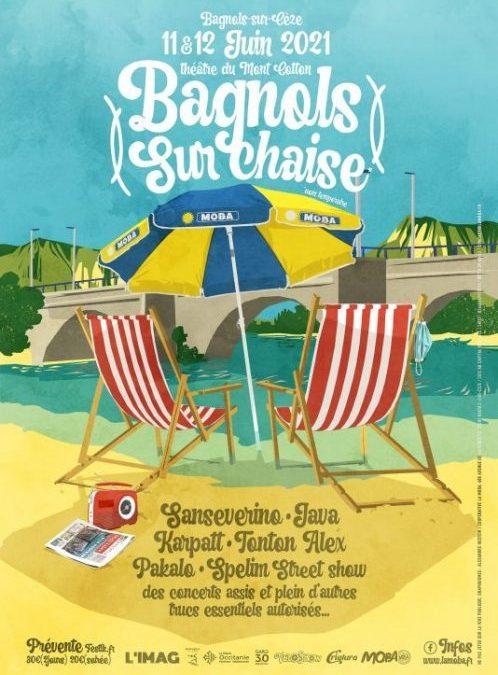 Bagnols-sur-Cèze : le nouveau festival de musique Bagnols sur Chaise a lieu les 11 et 12 juin