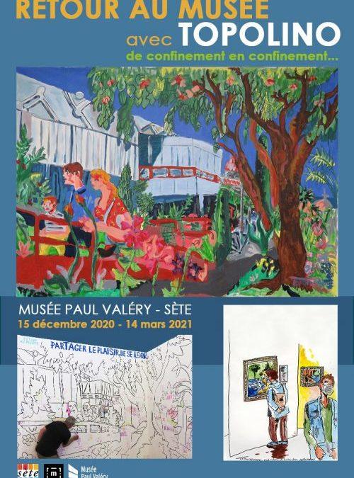 Sète : deux nouvelles expositions à découvrir au musée Paul Valéry