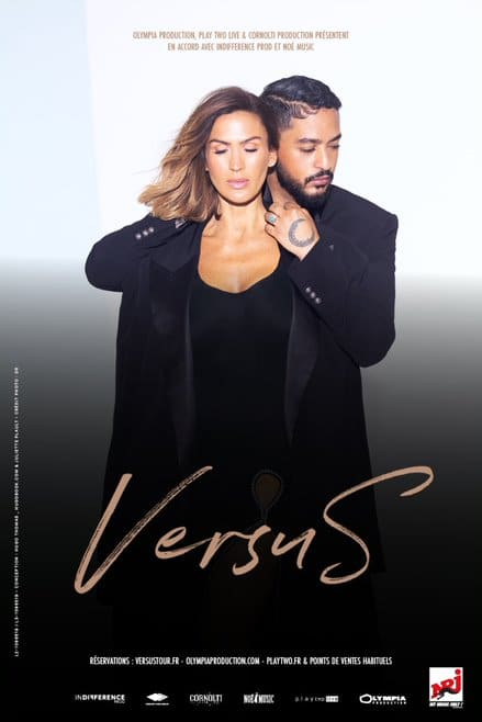 Narbonne : Vitaa & Slimane passeront par l'Arena le 18 juin 2022