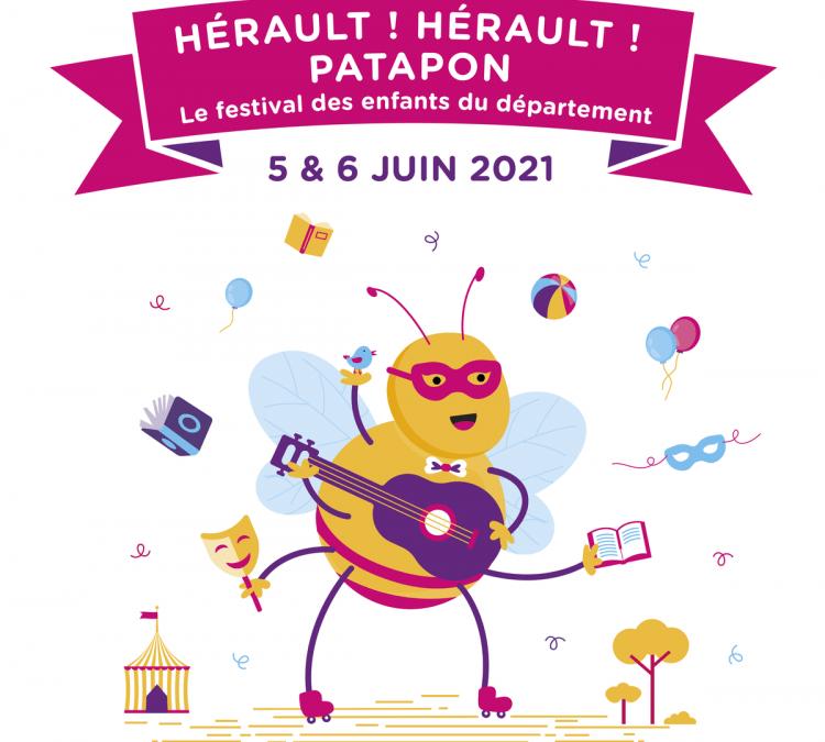 Béziers : Héraut ! Hérault ! Patapon le festival du département débarque les 5 et 6 juin !