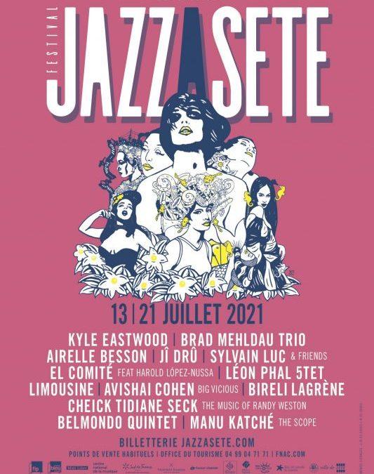 Sète : la ville swinguera avec Jazz à Sète du 13 au 21 juillet !