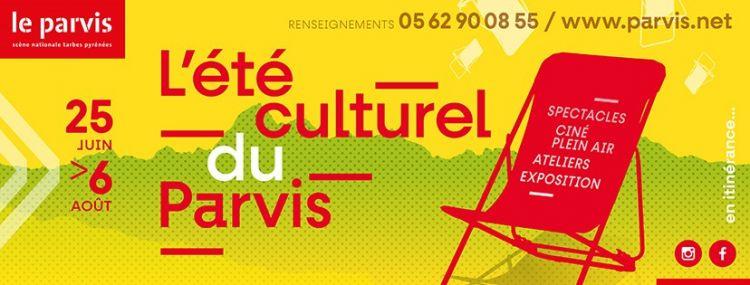 Tarbes : le Parvis lance son été culturel jusqu'au 6 août
