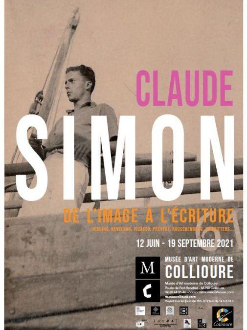 Collioure : la Villa Pams rend hommage à Claude Simon jusqu'en septembre