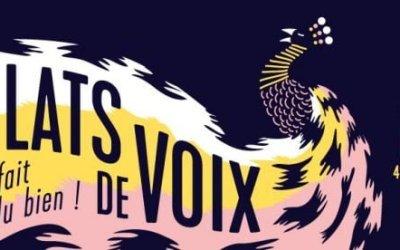 Auch : c'est parti pour le festival Eclats de voix du 4 au 13 juin !