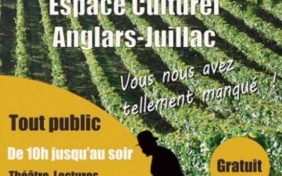 Anglars-Juillac : le festival Festicollos se produira sur un jour le samedi 19 juin avec une dizaine de spectacles