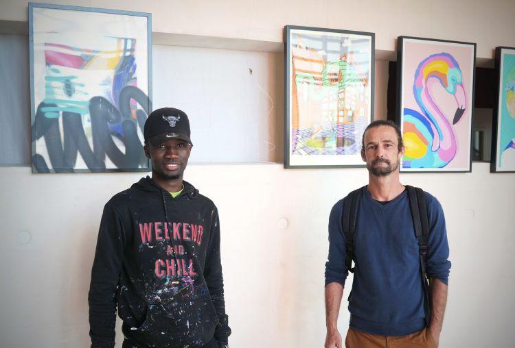 Juvignac : une expo street art à l'Hôtel de ville jusqu'au 27 août
