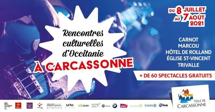 Carcassonne : 60 spectacles à voir pour les Rencontres culturelles d'Occitanie jusqu'au 7 août