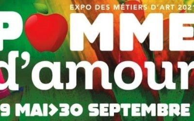 Agde : expo «Pomme d'amour» à la galerie La Perle Noire jusqu'au 30 septembre