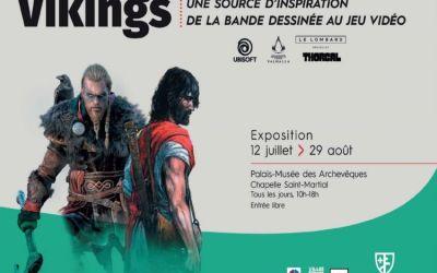 Narbonne : découvrez comment les Vikings ont inspiré la bande dessinée et les jeux vidéos