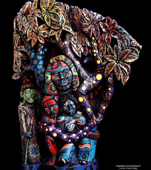 Lodève : expo «Onanyati, dieux et déesses d'Amazonie» à la galerie O marches du Palais jusqu'au 30 septembre