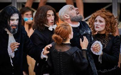 Festival d'Avignon: de révoltes en odyssées