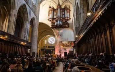 Toulouse : le festival international Toulouse les Orgues de retour en octobre