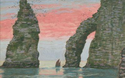 Lodève : une rétrospective dédiée à Jean-Francis Auburtin au musée de Lodève dès le 25 septembre