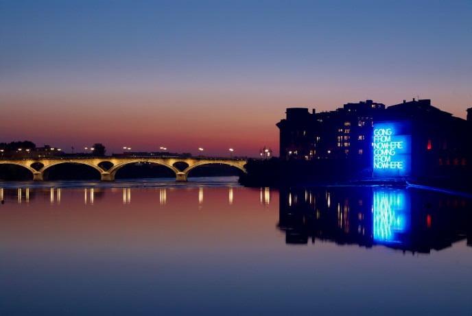 Toulouse : l'art contemporain au coeur du festival le Printemps de septembre