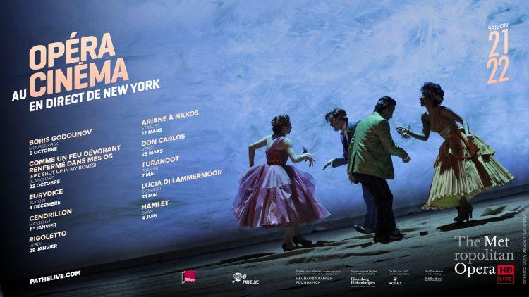 Montpellier : découvrez les saisons opéras et théâtre au cinéma Gaumont Multiplexe