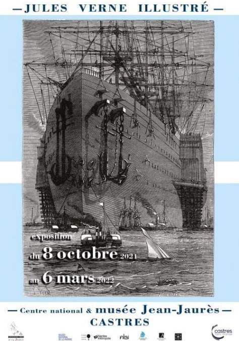 Castres : le monde de Jules Verne s'expose au musée Jean Jaurès