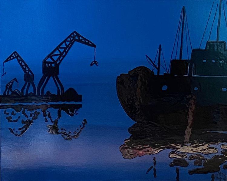 Agde : exposition de Christophe Cosentino à l'Espace Molière jusqu'au 25 novembre