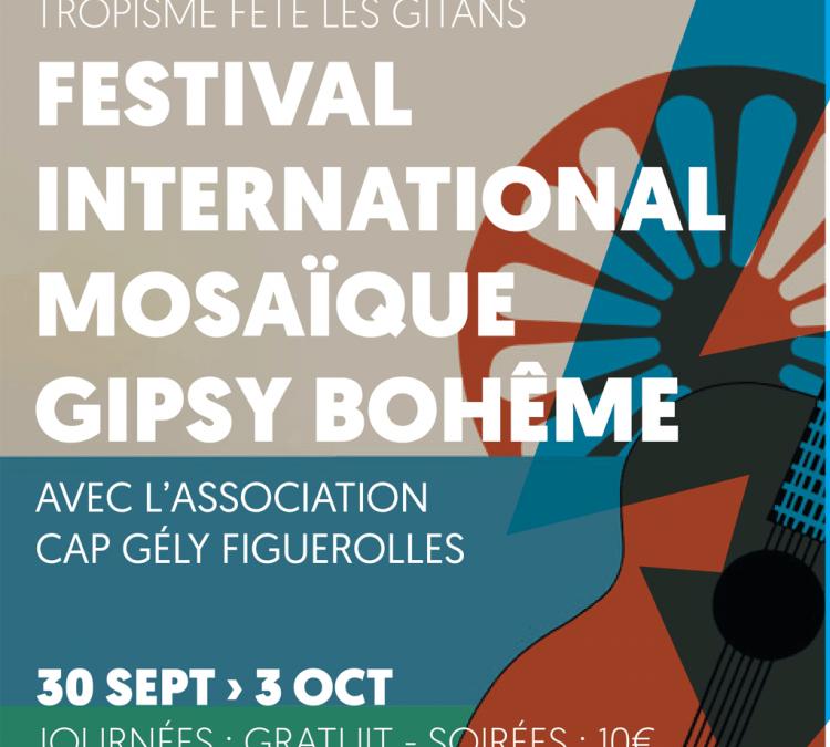 Montpellier : la culture gipsy à l'honneur à la Halle tropisme jusqu'au 3 octobre
