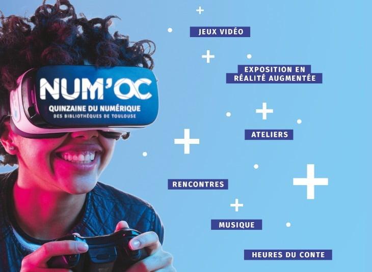 Toulouse : première édition du festival Num'Oc dédié aux arts du numérique
