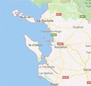 Huitre Marennes-Oléron