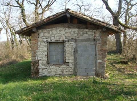 Maison des druides _ Sivens