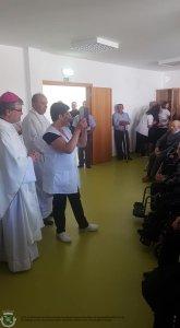 Visita do Reverendíssimo Sr. Bispo D. José Cordeiro 1