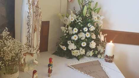 Oração de Nossa Senhora de Fátima 2