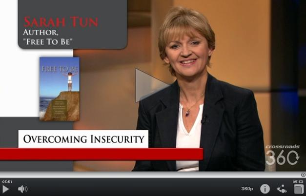 Sarah Tun: Teaching Series: Overcoming Insecurity