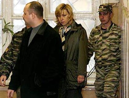 Svetlana Bakhmina, in Kremlin custody