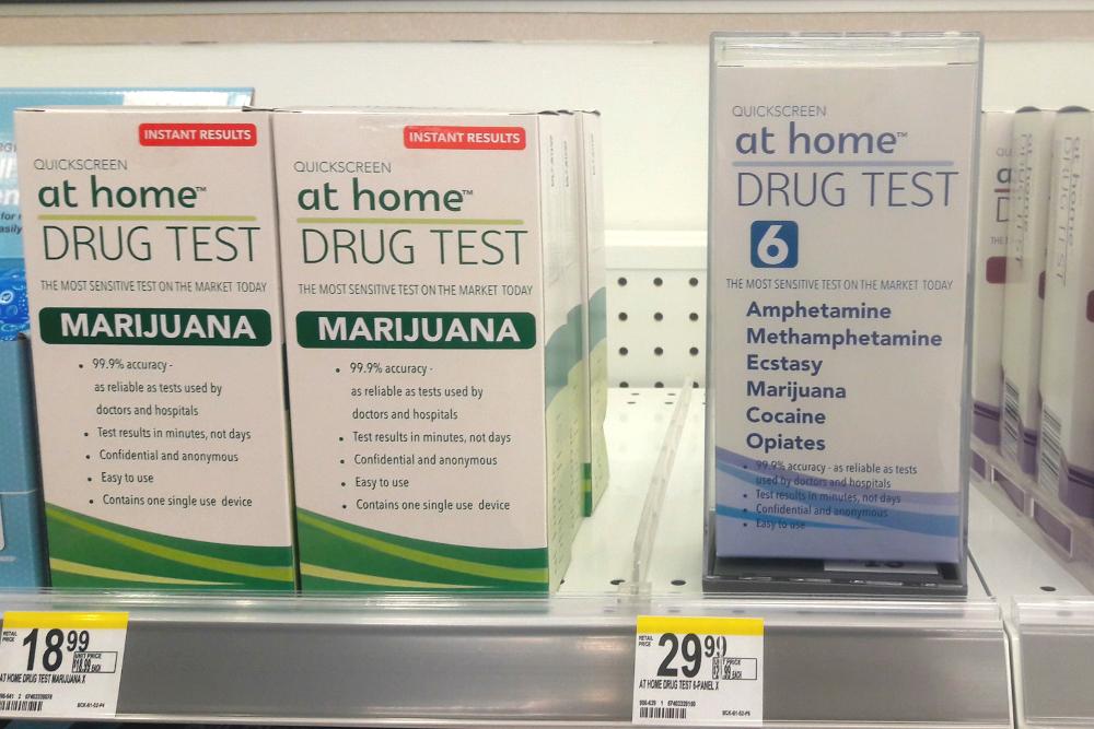 La fiabilidad de los tests de drogas: dar positivo en THC usando CBD