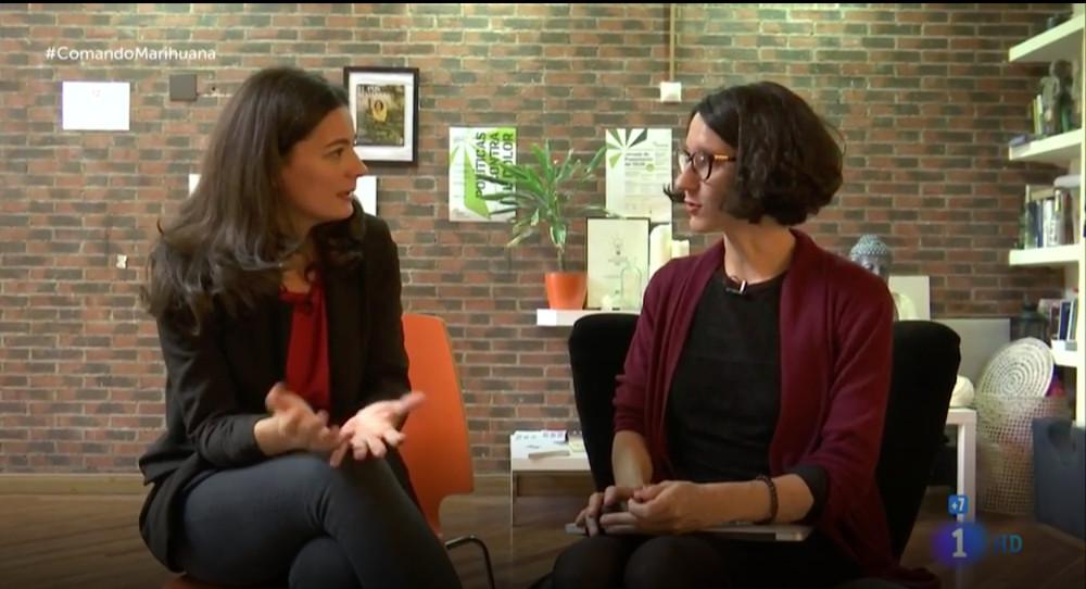 Reportaje de RTVE sobre cannabis medicinal en España
