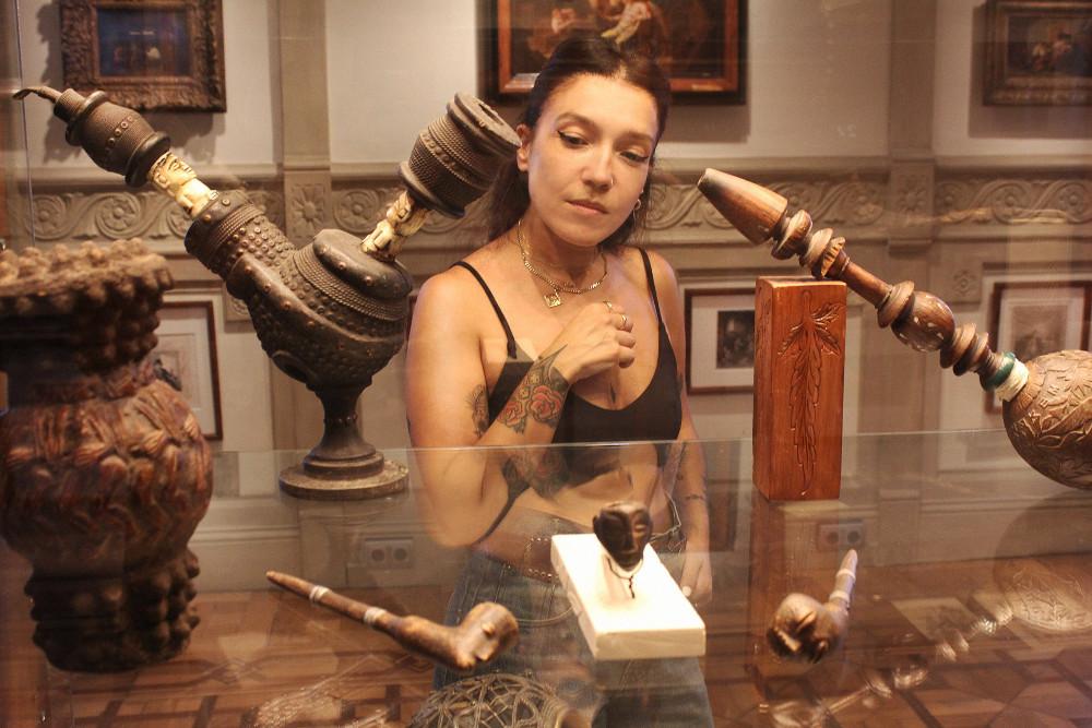 Hash Marihuana & Hemp Museum II. El museo y su colección