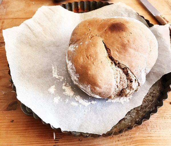 recette pain maison léger complet et rapide la saison en cuisine