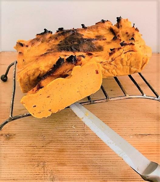 recette facile du cake à la patate douce