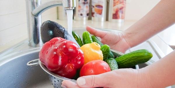 nettoyer correctement ses légumes pour préserver les vitamines