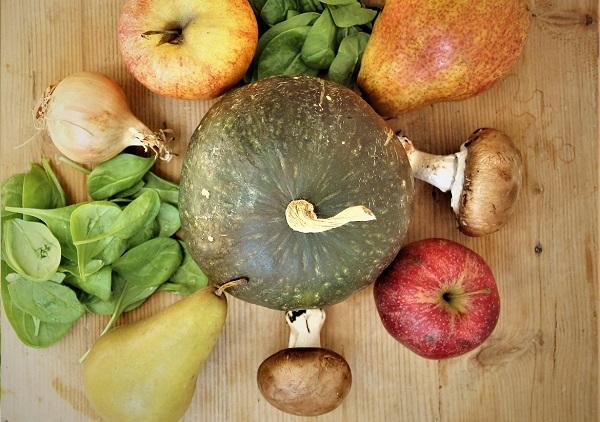 recettes faciles de fruits et légumes de saison