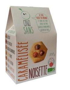 biscuits sucrés ou apéritifs et granolo sans gluten sans lactose