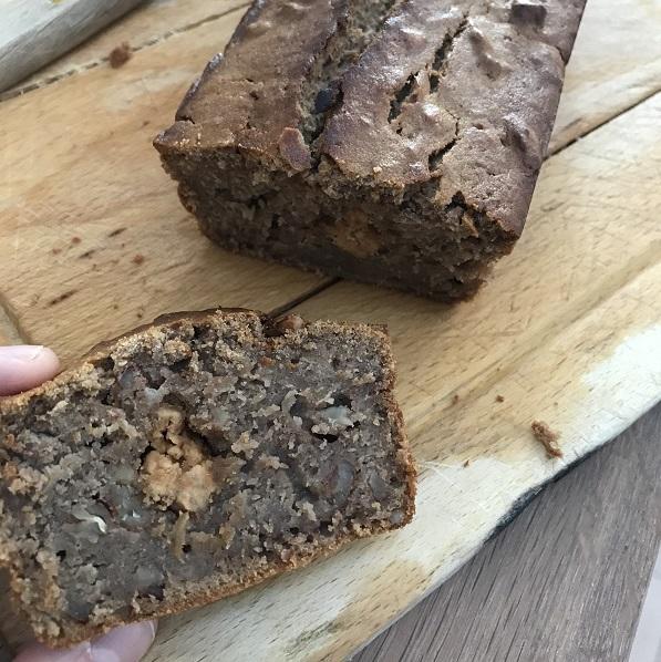 recette banana bread moelleux