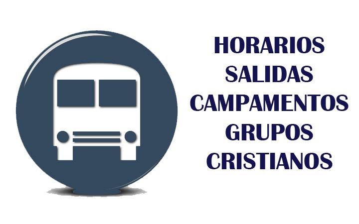 CAMPAMENTOS GRUPOS CRISTIANOS
