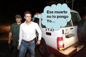 ¿Por qué se entregó Leopoldo lópez? (#Venezuela, #MUD, #VP)