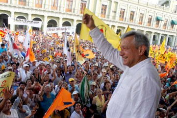 López Obrador podría aspirar a Presidencia mexicana en 2018 (#AMLO, #PRD, #MORENA)