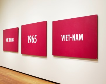 Title by On Kawara, 1965