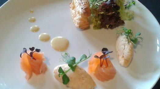 Duo de saumon