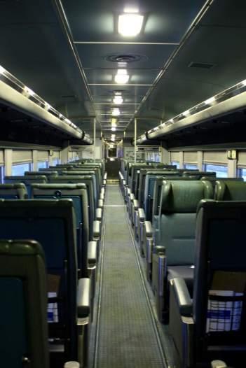 Vagón de tren canadiense