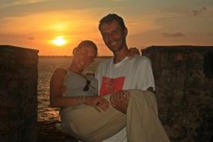 Puesta de Sol en Belem
