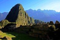 Plaza de Machu Pichu