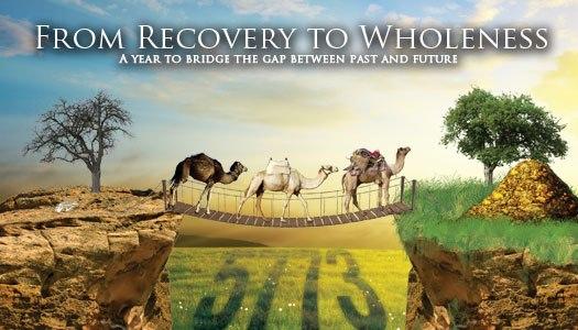 2013 AÑO DE VISION PROFETICA CONFORME A LA PLENITUD DE DIOS