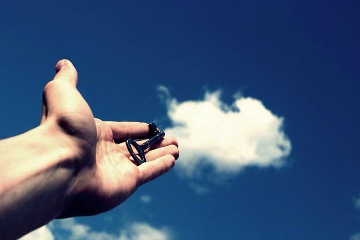 La llave de tu destino se esta soltando