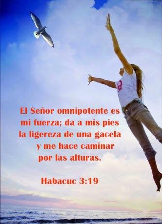 !Abróchate el cinturón! El Espíritu Santo de Dios activó una transición